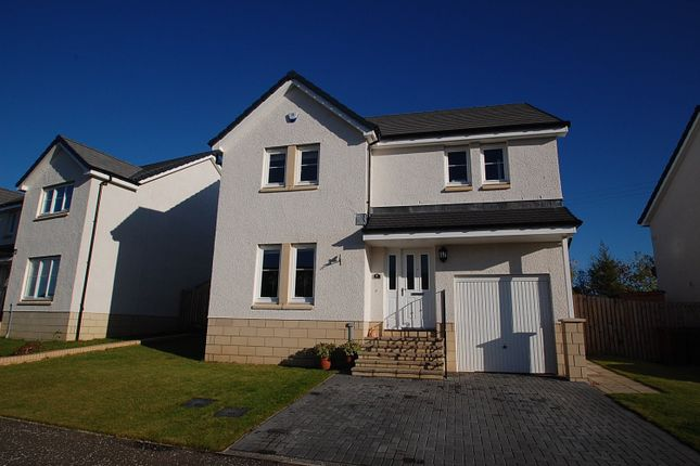 Thumbnail Detached house for sale in Easter Langside Crescent, Dalkeith