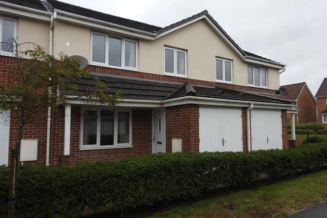 External of Coopers Place, Buckshaw Village, Chorley PR7