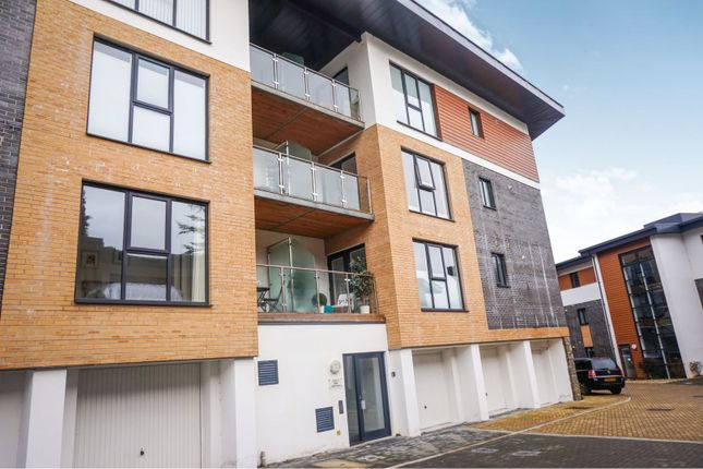Thumbnail Flat for sale in Clock Tower Court, St. Austell