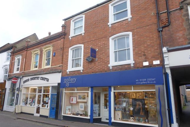 Thumbnail Flat to rent in Church Gate, Loughborough