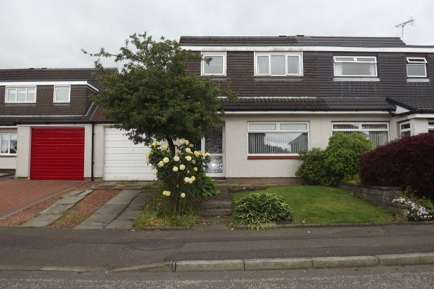Thumbnail Semi-detached house to rent in Westerglen Road, Falkirk
