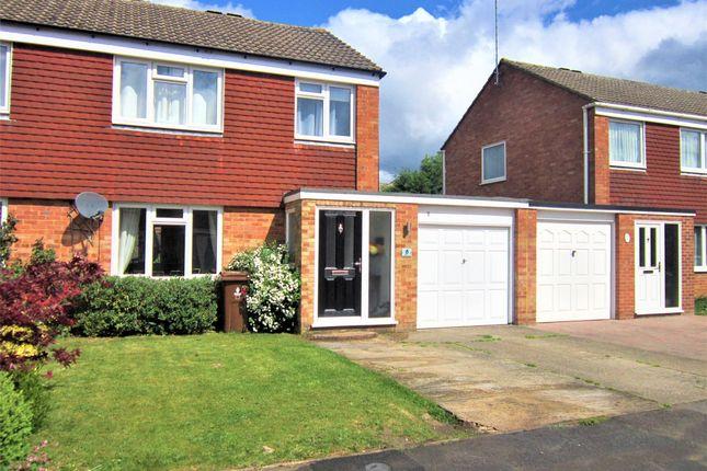 Semi-detached house for sale in Hutsons Close, Wokingham, Berkshire
