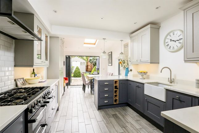 Thumbnail Terraced house for sale in Falmouth Road, Bishopston, Bristol