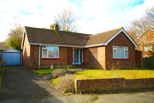 Thumbnail Bungalow for sale in Rowtown, Surrey