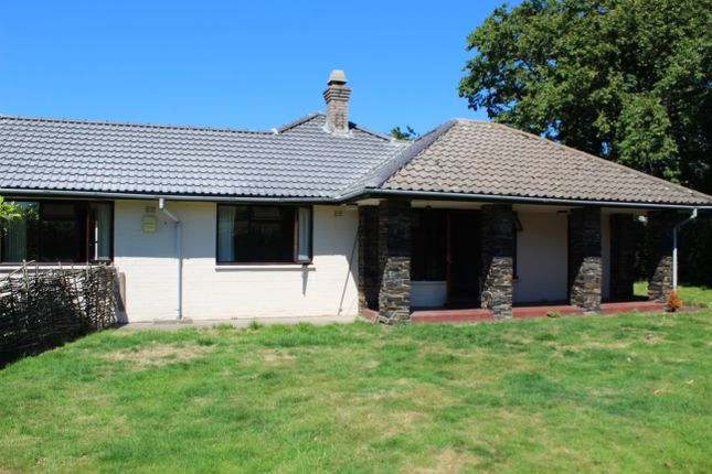 Thumbnail Bungalow to rent in Port E Chee, Tynwald Road, Isle Of Man