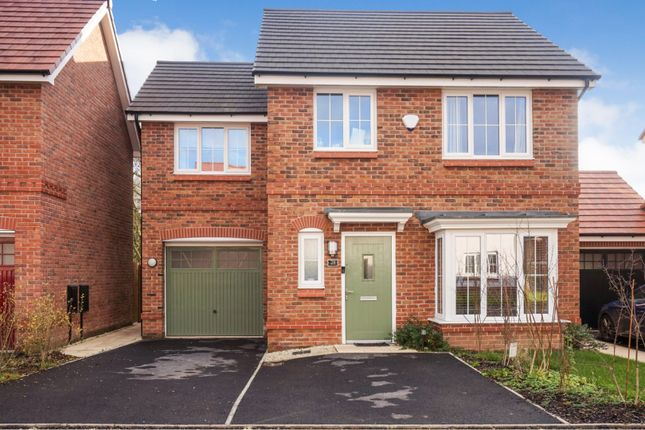 Thumbnail Detached house for sale in Ever Ready Crescent, Telford