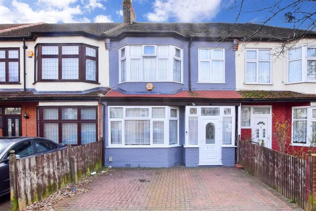 Thumbnail Terraced house for sale in Lombard Avenue, Ilford, Essex
