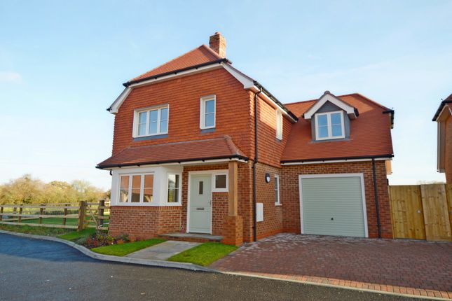 Thumbnail Detached house to rent in Orchard Gate, Ropley, Alresford
