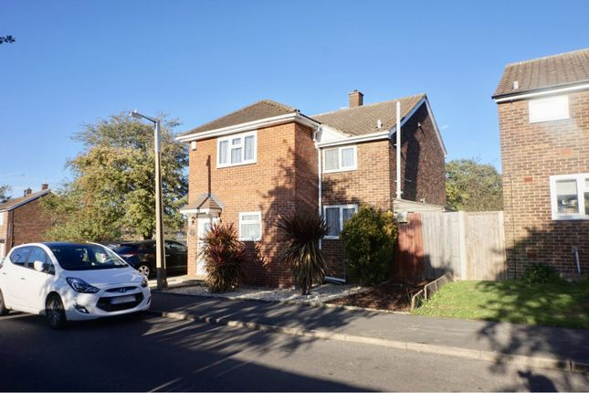 Thumbnail Detached house for sale in The Readings, Harlow