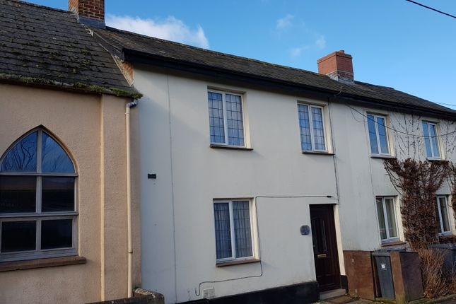 Thumbnail Terraced house for sale in Feniton, Honiton