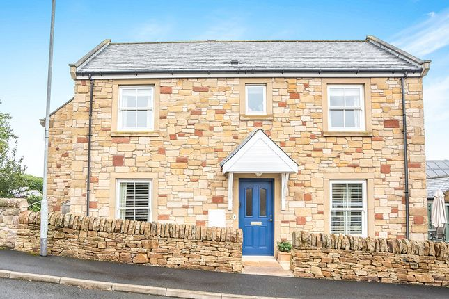 Thumbnail Semi-detached house for sale in Tweed Meadows, Cornhill-On-Tweed