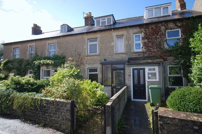Thumbnail Terraced house for sale in Oakfield Road, Frome