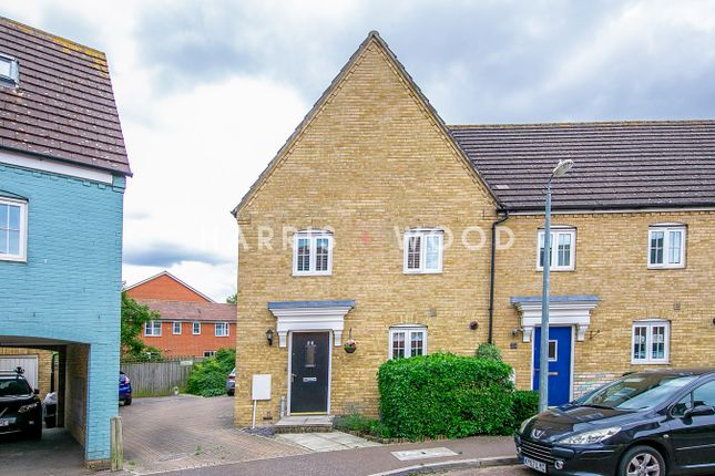 Thumbnail Semi-detached house for sale in Springham Drive, Colchester