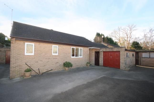 Thumbnail Bungalow for sale in Green Oak Grove, Sheffield, South Yorkshire