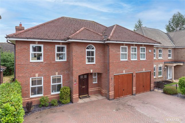 5 bed detached house to rent in The Avenue, Oadby, Leicester, Leicestershire LE2