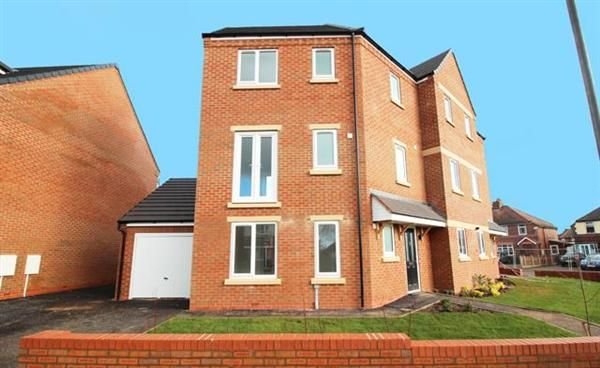 Thumbnail Semi-detached house for sale in Spring Lane, Pelsall, Walsall