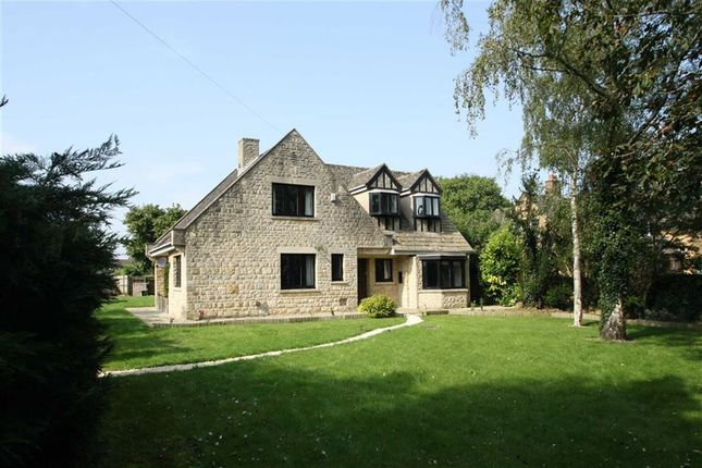 Thumbnail Detached house for sale in Northampton Road, Weston On The Green, Oxfordshire