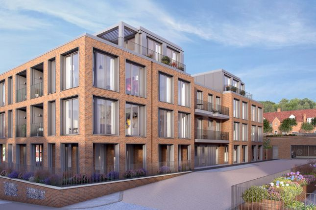 Thumbnail Flat for sale in Masefield House, Laureate Gardens, Henley-On-Thames