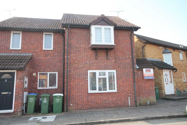 Thumbnail Semi-detached house for sale in Drummond Close, Bexley