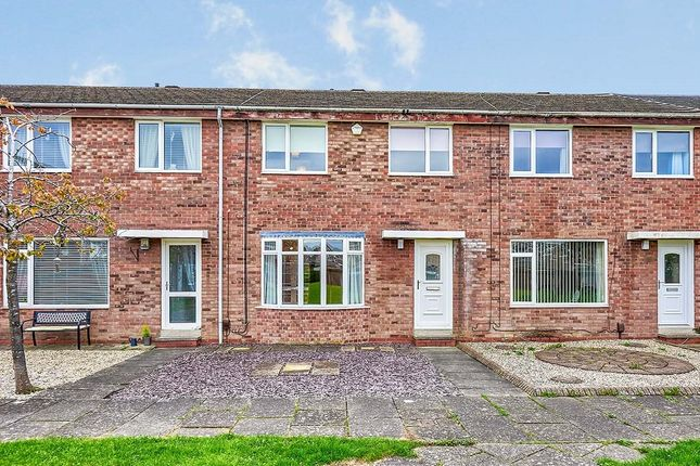 3 bed terraced house to rent in Chesterholm, Carlisle CA2