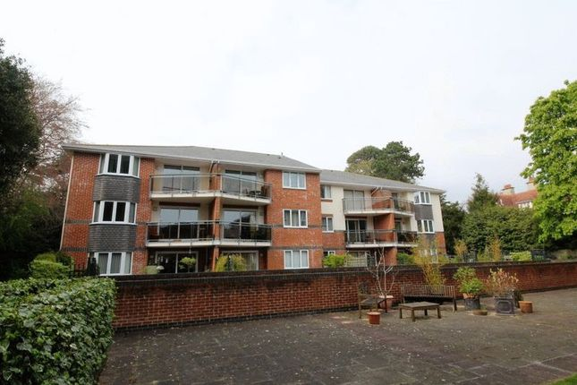 Thumbnail Flat for sale in 6 Portarlington Road, Westbourne, Bournemouth
