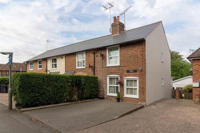 Thumbnail Semi-detached house for sale in Silver Hill, Willesborough, Ashford