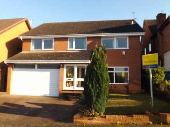 Thumbnail Detached house for sale in Bracey Rise, West Bridgford, Nottingham, Nottinghamshire