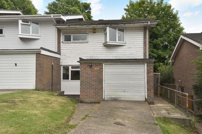 Thumbnail End terrace house for sale in Loudwater, Buckinghamshire