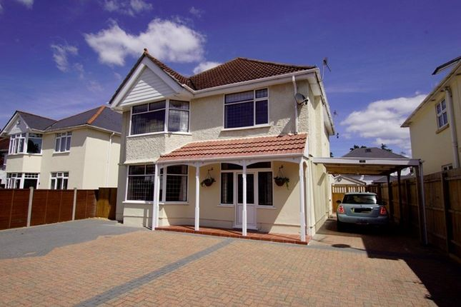 Thumbnail Detached house for sale in Sandbanks Road, Lower Parkstone, Poole