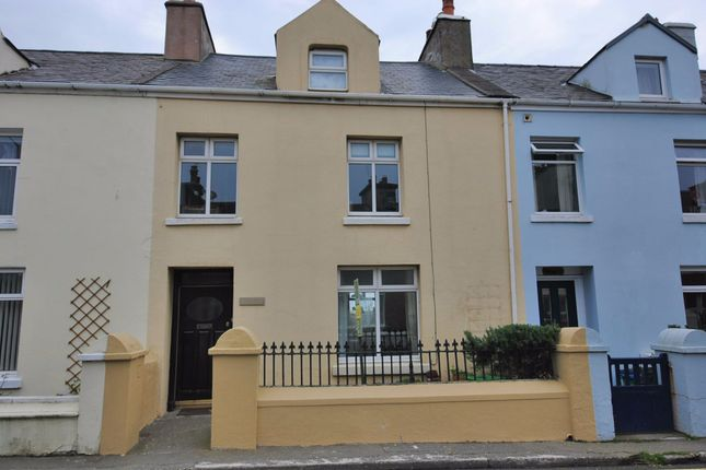 3 bed terraced house for sale in Four Roads, Port St. Mary, Isle Of Man