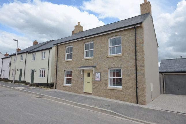 Thumbnail Detached house for sale in Plot 81, Bellacouch Meadow, Chagford
