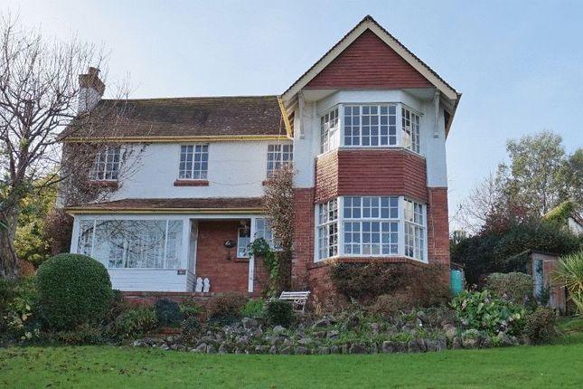 Thumbnail Detached house for sale in Clennon Rise, Paignton