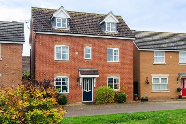Thumbnail Detached house to rent in Bredon Drive, Hereford