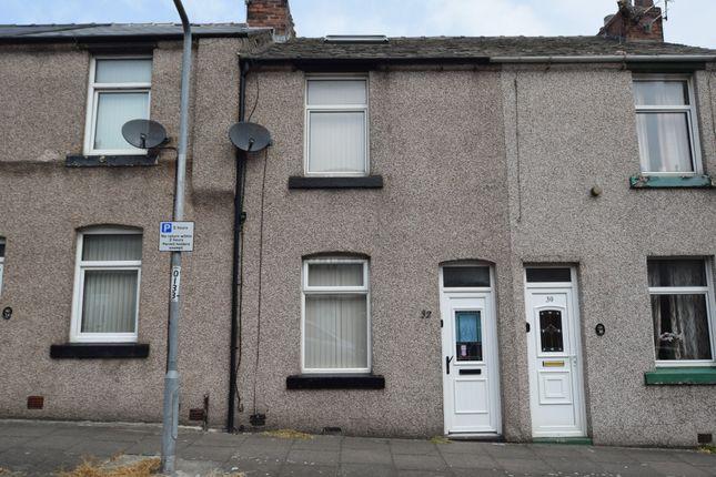 Front of Abercorn Street, Barrow-In-Furness LA14