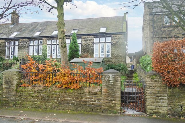 Thumbnail Cottage to rent in The Old School, 3 Green Moor Road, Green Moor