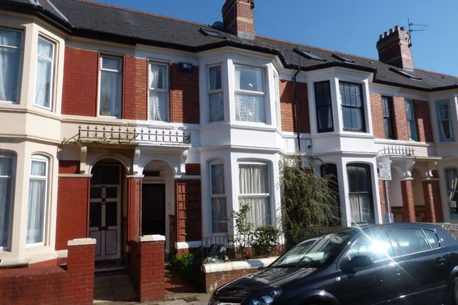 Property to rent in Balaclava Road, Roath, Cardiff