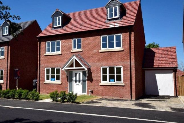 Thumbnail Detached house for sale in 14 New Dawn View, Gloucester