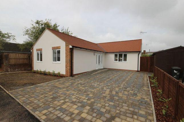 Thumbnail Detached bungalow for sale in Orchard Close, Houghton Regis, Dunstable