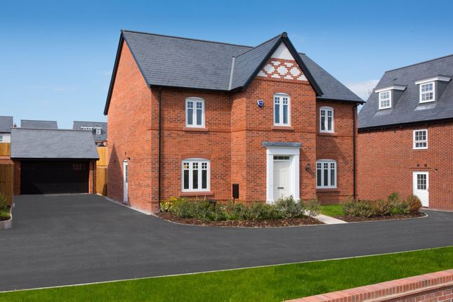 "Thumbnail Detached house for sale in ""Winstone (Rural)"" at Tarporley Business Centre, Nantwich Road, Tarporley"