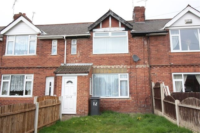 Thumbnail Terraced house for sale in Katherine Road, Thurcroft, Rotherham, South Yorkshire
