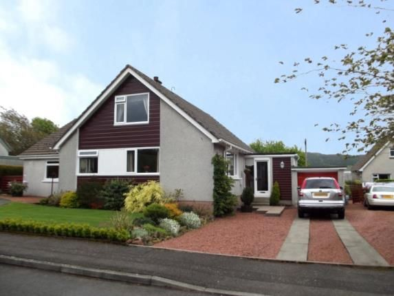 Thumbnail Detached house for sale in Huggincraig Road, Newmilns, East Ayrshire
