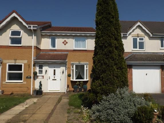 Thumbnail Semi-detached house for sale in Jewsbury Way, Thorpe Astley, Leicester, Leicestershire