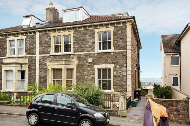Thumbnail Flat for sale in Cromwell Road, St. Andrews, Bristol