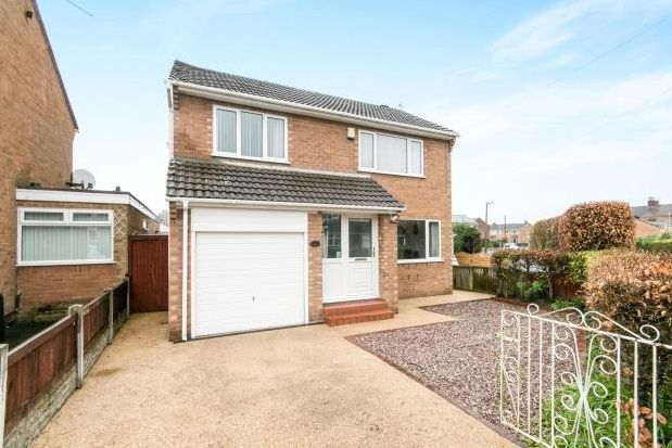 Thumbnail Property to rent in Millfield Close, Bebington, Wirral