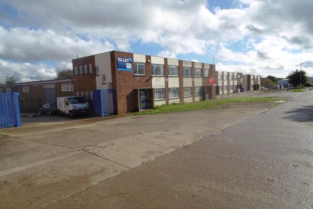 Thumbnail Industrial to let in Unit 44, Ryhall Road, Gwash Way, Stamford