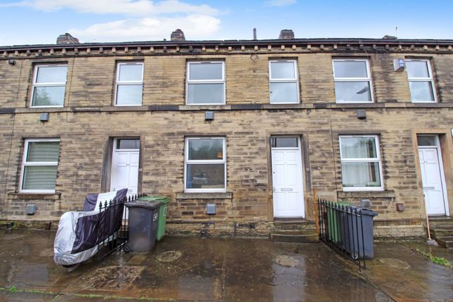 Thumbnail Terraced house for sale in Almondbury Bank, Almondbury, Huddersfield