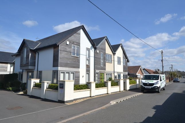Thumbnail Terraced house for sale in Cloughs Road, Ringwood