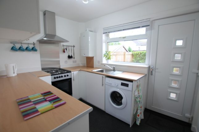 Thumbnail Flat to rent in Howth Drive, Glasgow