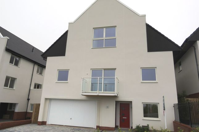 Thumbnail Detached house for sale in Trem Y Bae, Penarth