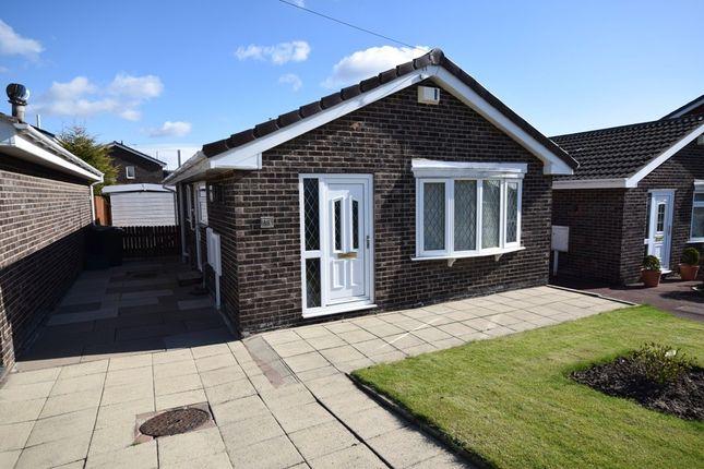 Thumbnail Detached bungalow for sale in Saffron Road, Tickhill, Doncaster